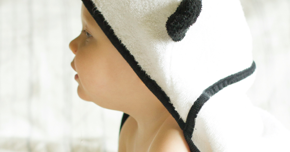 best bamboo hooded towel